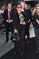 "Salma Hayek<br /> arriving for the ""Mother!"" premiere at the Odeon Leicester Square, London<br /> <br /> <br /> ©Ash Knotek  D3305  06/09/2017"