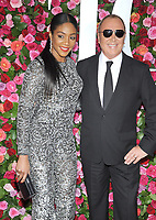 NEW YORK, NY - JUNE 10: Tiffany Haddish and Michael Kors attends the 72nd Annual Tony Awards at Radio City Music Hall on June 10, 2018 in New York City.  <br /> CAP/MPI/JP<br /> &copy;JP/MPI/Capital Pictures