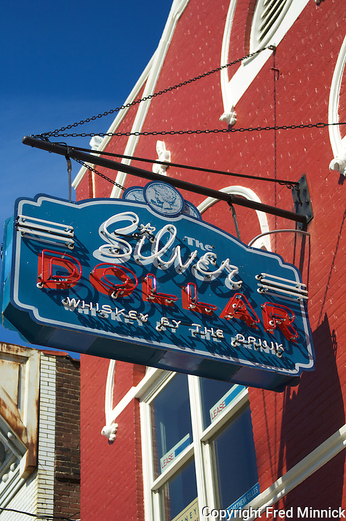 The Silver Dollar is a popular whiskey bar in Louisville, Ky., owned and operated by veteran bartenders Larry Rice and Michael Rubel.