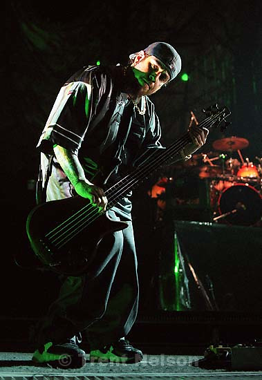 Korn at the E Center.<br />