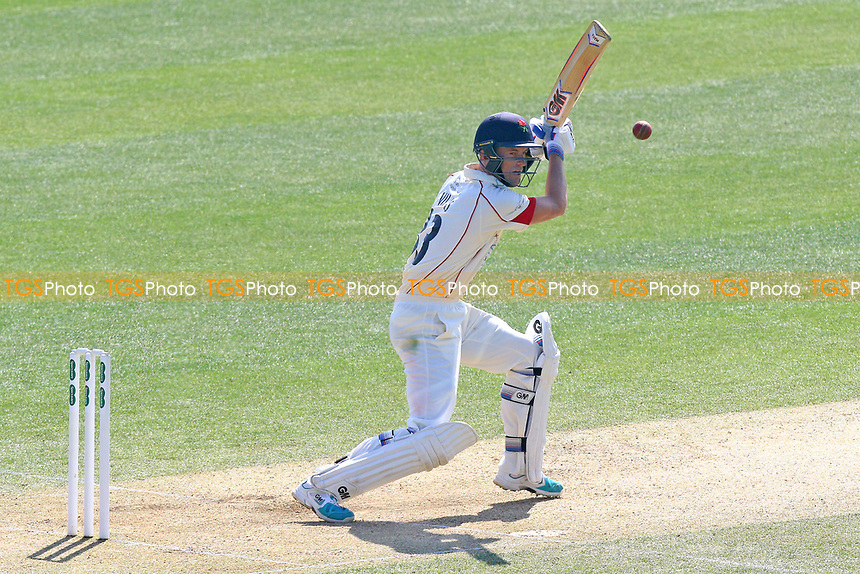 Dane Vilas in batting action for Lancashire during Essex CCC vs Lancashire CCC, Specsavers County Championship Division 1 Cricket at The Cloudfm County Ground on 9th April 2017