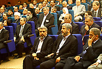 A file photo taken on May 4, 2011. Palestinian Hamas leader Khaled Meshaal sits next to Jihad Islamic leader, Ramadan Shalah as they attend a reconciliation ceremony between the Fatah party and the Hamas movement in the Egyptian capital Cairo. Ramadan Abdullah Shalah, the former secretary-general of the Palestinian Islamic Jihad Movement, died on June 7, 2020 at the age of 62 after a long illness. Shalah was the secretary-general of the Palestinian Islamic Jihad between 27 October 1995 and 2018. Photo by Ashraf Amra