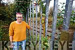 Breda O'Shea, Ballinorig Estate, Tralee, heard young children on the Rail Tracks at the end of her garden.