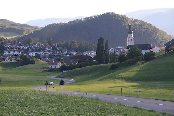Dolomites, northern Italy, Europe.