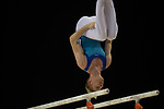 British Gymnastics Championships 2017<br /> The Liverpool Echo Arena<br /> Josh Gallagher Swansea Gymnastics Club<br /> 25.03.17<br /> &copy;Steve Pope - Sportingwales