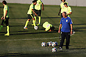 Luiz Felipe Scolari (BRA), JULY 3, 2014 - Football / Soccer : FIFA World Cup Brazil, Training session of Brazil at the Presidente Vargas stadium in Fortaleza, Brazil. (Photo by AFLO)
