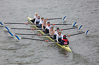Crew: 127   Broxbourne Rowing Club   W.MasC.8+<br /> <br /> Veterans' Head of the River Race 2018<br /> <br /> To purchase this photo, or to see pricing information for Prints and Downloads, click the blue 'Add to Cart' button at the top-right of the page.