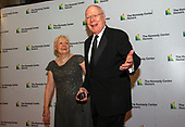 United States Senator Patrick Leahy (Democrat of Vermont)and his wife, Marcelle, arrive for the formal Artist's Dinner honoring the recipients of the 42nd Annual Kennedy Center Honors at the United States Department of State in Washington, D.C. on Saturday, December 7, 2019. The 2019 honorees are: Earth, Wind & Fire, Sally Field, Linda Ronstadt, Sesame Street, and Michael Tilson Thomas.<br /> Credit: Ron Sachs / Pool via CNP