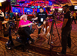 PokerNews Staff interviews Doyle Brunson