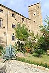 Casa-Fuerte de Luis de Chaves 'El Viejo' tower medieval town of Trujillo, Caceres province, Extremadura, Spain