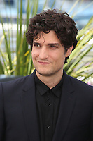 LOUIS GARREL - PHOTOCALL OF THE FILM 'LES FANTOMES D'ISMAEL' AT THE 70TH FESTIVAL OF CANNES 2017