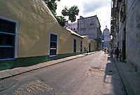 Walking to National Capitol Building,<br />