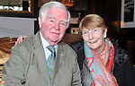 Dr Kevin Cahill from Rathmore, County Kerry,  now retired in New York who was recipient of the inaugural 'Friend of Kerry' with his sister Anne Buckley nee Cahill from Cahills Bar, Rathmore pictured at Siamsa Tire, Tralee on Tuesday..Picture by Don MacMonagle..BIO:.As a distinguished doctor of medicine, Dr. Kevin Cahill has not only treated patients including Pope John Paul II and Ronald Reagan, but has offered his vast expertise to a number of national and international organizations including the United Nations and the New York Police Department, where he is chief medical advisor for counterterrorism. These efforts to aid human suffering come as no surprise considering that Cahill began his medical career in 1961, studying tropical disease in the slums of Calcutta beside Mother Theresa.  Cahill's relief efforts have since spanned the globe and include treating refugees in Sudan, serving concurrently as the special assistant to the governor of health affairs, chairman of health planning commission, and chairman of the Health Research Council of New York State. Cahill has cared for patients in 65 countries in some of the most war-torn places in the world, and was among the first to predict the famine in Somalia and has been caught behind the lines of armed conflict in Beirut and Managua...From 1969-2006 he was chairman of the department of tropical medicine at the Royal College of Surgeons in Ireland, where he taught over 4,000 medical students over the course of his career. In addition, he has been director of the tropical disease center at Lenox Hill Hospital, clinical professor of tropical medicine and molecular parasitology at NYU Medical School, and the consultant in tropical medicine for the United Nations Health Services...Cahill's accomplishments are many: He has received 27 honorary doctorate degrees and written a string of influential works that chronicle his experiences as a tropicalist and a physician, as well as articles and essays on his love for Irish
