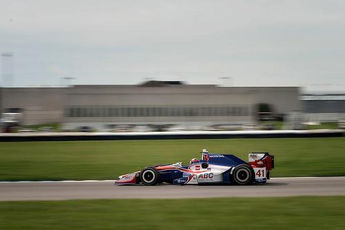 12-14 May, 2016, Indianapolis, Indiana, USA<br /> Jack Hawksworth<br /> ©2016, Scott R LePage <br /> LAT Photo USA
