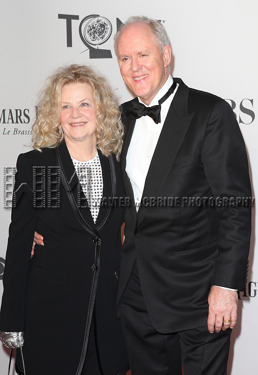 John Lithgow pictured at the 66th Annual Tony Awards held at The Beacon Theatre in New York City , New York on June 10, 2012. © Walter McBride / WM Photography