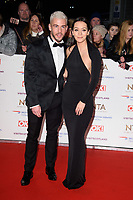 Nadine Mulkerrin<br /> arriving for the National TV Awards 2019 at the O2 Arena, London<br /> <br /> ©Ash Knotek  D3473  22/01/2019