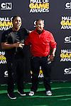 SANTA MONICA, CA - FEB 18: Chris Massey; Kyle Massey at the 2012 Cartoon Network Hall of Game Awards at Barker Hangar on February 18, 2012 in Santa Monica, California
