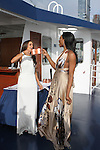 MISS UNIVERSE, OLIVIA CULPO CELEBRATED HER 21ST BIRTHDAY WITH A TOAST ABOARD WORLD YACHT, NY