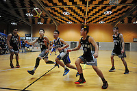 140828 College Basketball - Wellington Senior Boys' Finals