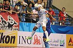 Nagoya Oceans vs Chonburi Blue Wave during the 2014 AFC Futsal Club Championship Final match on August 30, 2014 at the Shuangliu Sports Centre in Chengdu, China. Photo by World Sport Group