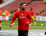 Jay O'Shea of Sheffield Utd during the English League One match at Bramall Lane Stadium, Sheffield. Picture date: April 17th 2017. Pic credit should read: Simon Bellis/Sportimage