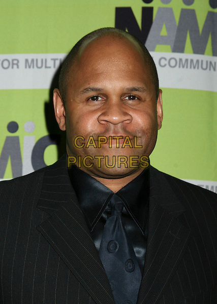 18 April 2006 - Beverly Hills, California - Rondell Sheridan. 12th Annual NAMIC Vision Awards. Photo Credit: Byron Purvis/AdMedia