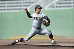 Tatsuki Ito (€), <br /> AUGUST 23, 2018 - Baseball : <br /> All Japan Junior High School Baseball Festival <br /> Final match <br /> between Kochi 2-1 Shuko <br /> in Hiroshima, Japan. <br /> (Photo by YUTAKA/AFLO SPORT)