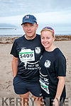 Pictured at the Brandon Bay Half Marathon and 10k on Saturday were Eddie and Mary Houlihan (Lisselton)