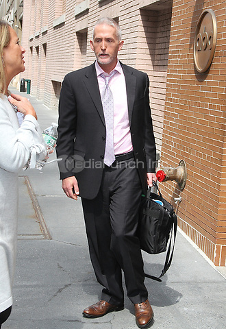 NEW YORK, NY - APRIL 12: Rep. Trey Gowdy (R-SC) spotted arriving at 'The View' in New York, New York on April 12,  2018.  Photo Credit: Rainmaker Photo/MediaPunch