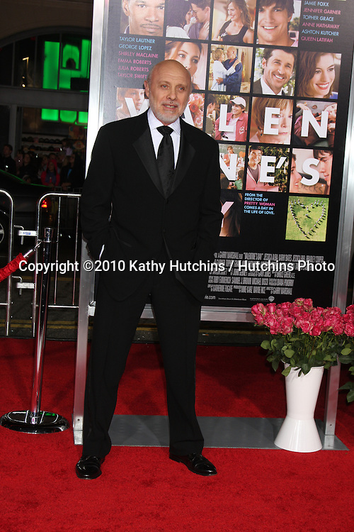 Hector Elizondo.arrivng at the Valentine's Day World Premiere.Grauman's Chinese Theater.Los Angeles, CA.February 8, 2010.©2010 Kathy Hutchins / Hutchins Photo....