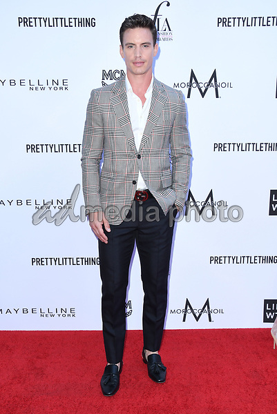 08 April 2018 - Beverly Hills, California - Jeff Thoams. The Daily Front Row's 4th Annual Fashion Los Angeles Awards held at The Beverly Hills Hotel. Photo Credit: Birdie Thompson/AdMedia