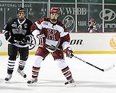 Nolan Julseth-White (Union - 2), Marshall Everson (Harvard - 21) - The Union College Dutchmen defeated the Harvard University Crimson 2-0 on Friday, January 13, 2012, at Fenway Park in Boston, Massachusetts.