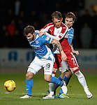 Joe Garner squeezed out by Richard Foster and Paul Paton