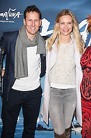 Brendan Cole<br /> at the Cirque du Soleil &quot;Amaluna&quot; 1st night, Royal Albert Hall, Knightsbridge, London.<br /> <br /> <br /> &copy;Ash Knotek  D3218  12/01/2017