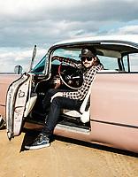 JR Hildebrand - 1960 Cadillac Coupe de Ville