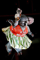 13 MAR 2006 - MELBOURNE, AUS - Opening Ceremony rehearsal for the 2006 Commonwealth Games (PHOTO (C) NIGEL FARROW)