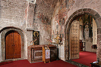 exterior Narthex,Tomb of Saint Savva,Milesheva  Monastery of Ascension of the Lord , 1234-1235,Serbia