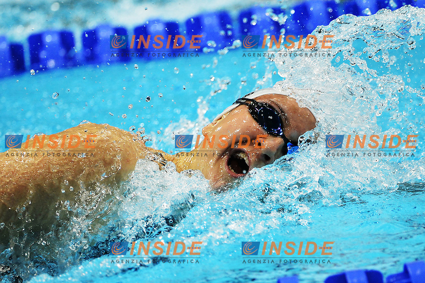 Alice Nesti Italy Women's 4x200 Freestyle Relay.London 1/8/2012 Aquatics Center.London 2012 Olympic games - Olimpiadi Londra 2012.Swimming Nuoto.Foto Andrea Staccioli Insidefoto
