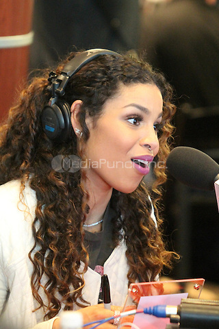 LOS ANGELES, CA - FEBRUARY 5: Jordin Sparks at Red Carpet Radio (#RedCarpetRadio) Presents Grammy Radio Row Day 1 at The Staples Center in Los Angeles, California on February 5, 2015. Credit: David Edwards/DailyCeleb/MediaPunch