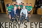 Cllr John Brassil,(Mayor of Kerry), Pat Dunworth (Team Director) and Cllr John Joe Culloty (Mayor of Killarney) launch the at the Press launch in the Ballyroe Heights Hotel on Saturday here with members, Mark Houlihan, George Doyle, Benny Cassidy, James White, John Brosnan, Chris Dunworth, John Mannix, Eddie Barry, Denis Dunworth