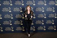 PASADENA - May 5: Valerie Bertinelli in the press room at the 46th Daytime Emmy Awards Gala at the Pasadena Civic Center on May 5, 2019 in Pasadena, California