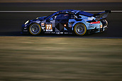 June 14 and 15th 2017,  Le Mans, France; Le man 24 hour race qualification sessions at the Circuit de la Sarthe, Le Mans, France;  #77 DEMPSEY PROTON RACING (DEU) PORSCHE 911 RSR (991) LMGTE AM CHRISTIAN RIED (DEU) MATTEO CAIROLI (ITA) MARVIN DIENST (DEU)