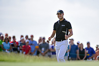 Martin Kaymer (DEU) reacts to barely missing his putt on 11 during Thursday's round 1 of the 117th U.S. Open, at Erin Hills, Erin, Wisconsin. 6/15/2017.<br /> Picture: Golffile | Ken Murray<br /> <br /> <br /> All photo usage must carry mandatory copyright credit (&copy; Golffile | Ken Murray)