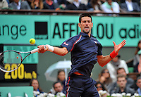 Novak DJOKOVIC - 10.06.2012 - Finale - Roland Garros 2012.