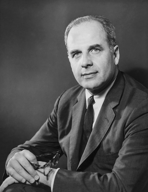 Sen. Gaylord Nelson, D-Wis. 1965. (Photo by CQ Roll Call)