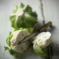 Chou-fleur bio // Organic cauliflower
