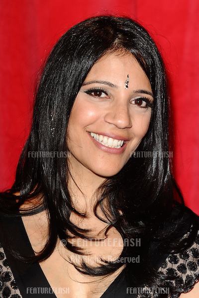 Vineeta Rishi arriving for the 2014 British Soap Awards, at the Hackney Empire, London. 24/05/2014 Picture by: Steve Vas / Featureflash