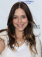 LOS ANGELES, CA, USA - APRIL 27: Jenny Mollen at the Milk + Bookies 5th Annual Story Time Celebration held at the Skirball Cultural Center on April 27, 2014 in Los Angeles, California, United States. (Photo by Xavier Collin/Celebrity Monitor)