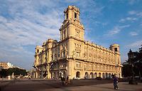 Cuba, Museo de Bellas Artes in Habana, Unesco-Weltkulturerbe