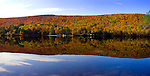New Hampshire Lake Panorama